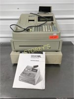 Royal 9500ML Cash Register w/ Key