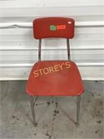 Chrome School House Chair