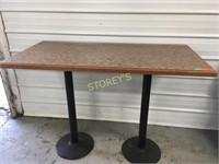 29 x 60 Bar Table