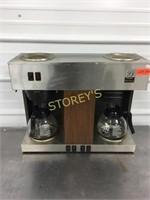 Bunn Dbl Pot Coffee Maker -