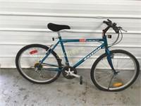 Raleigh Summit Blue Bike
