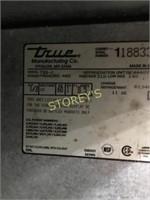 True 2dr Back Bar Cooler - TBB-2