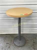 "24"" Round Bar Top Table"