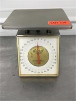 Edlund Delux MD-2 32oz Dial Scale