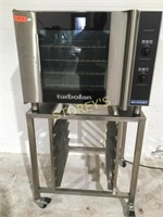 Turbo Fan 1/2 Size Electric Oven