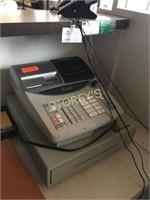 Casio Cash Register TE2200 w/ Key