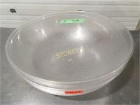 2' Cambro Salad Bowl - Plastic