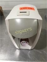 Paper Towel & Soap Dispenser