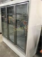 Hussmann 3dr Glass Freezer