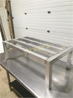 Aluminum Dunnage Rack - 20 x 36