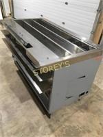 5' Refrigerated Mega Top Prep Table