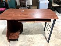 Office Desk w/ Keyboard Tray