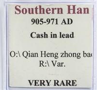 905-971 Southern Han Qianheng Zhongbao 1 Cash