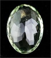 25.0ct Green Amethyst RV $600