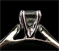 0.29ct Diamond Ring CRV $1300