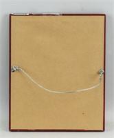American Pop Art Pencil on Paper Signed Tom Wood