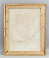 American Abstract Oil on Canvas Clyfford Still