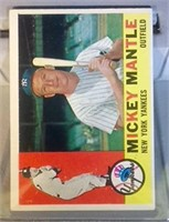 1960 Topps Mickey Mantle