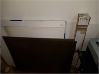 Lot of Matting Boards, Adhesive Release Paper,etc