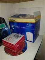 Entire Shelf Full of Office Supplies
