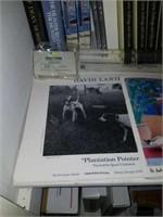 Entire Contents of Shelf-Books, Calculators, Etc