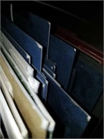Lot of Various Size/Color Carboard Matting Paper