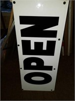 Lot of 3 Open/Closed Signs