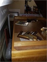 Quercus flat files Map and Print Stacking cabinet