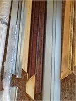 Lot of Framing moulding,