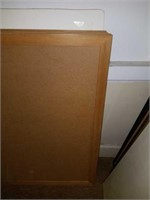 Lot of 4 Large Wooden Frames