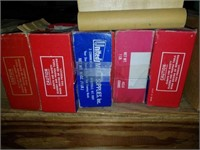 Lot of Screws, Nails, Drill Bits, and More