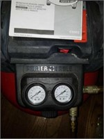 Porter Cable Air Compressor with Manual