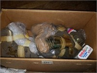 Box of Brass Frame Corner Covers