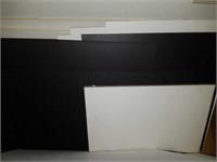 Box of Cardboard Backing for Framing