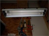 Large Metal Adjustable Desk Top Lamp