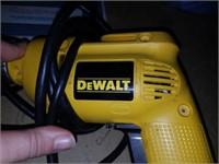 """Dewalt 3/8"""" VSR Drill"""