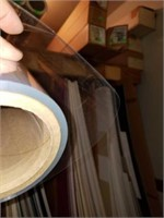 Lot of 3 Rolls of Framing Papers