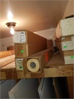 4 Boxes of Heat Activated Photo Laminating Film