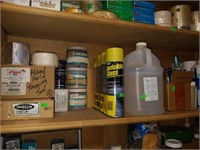 Entire Contents of Shelf