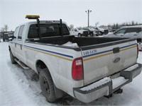 2011 FORD F250 CREW CAB