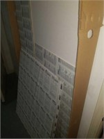 Self-adhesive mounting board approx 16 sheets