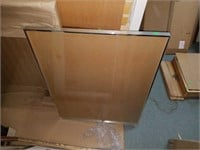 Lot of 11 Misc Size Frames, Glass, Etc