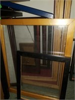 Estate lot of approx 20 picture frames