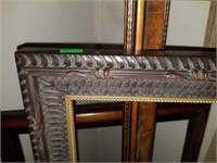 Lot of 5 Wooden Decorative Frames