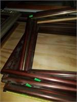 Estate lot of 11 frames