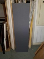 Lot of approx 39 picture frame backing