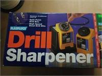 Plasplugs Drill Sharpener