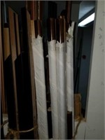 Lot of Wooden Framing Pieces