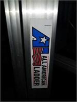 All American 6ft aluminum ladder