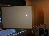 40 print showcase with frame